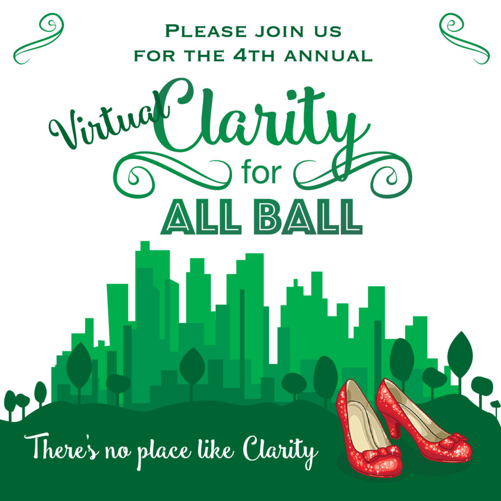 Clarity for ALL Ball